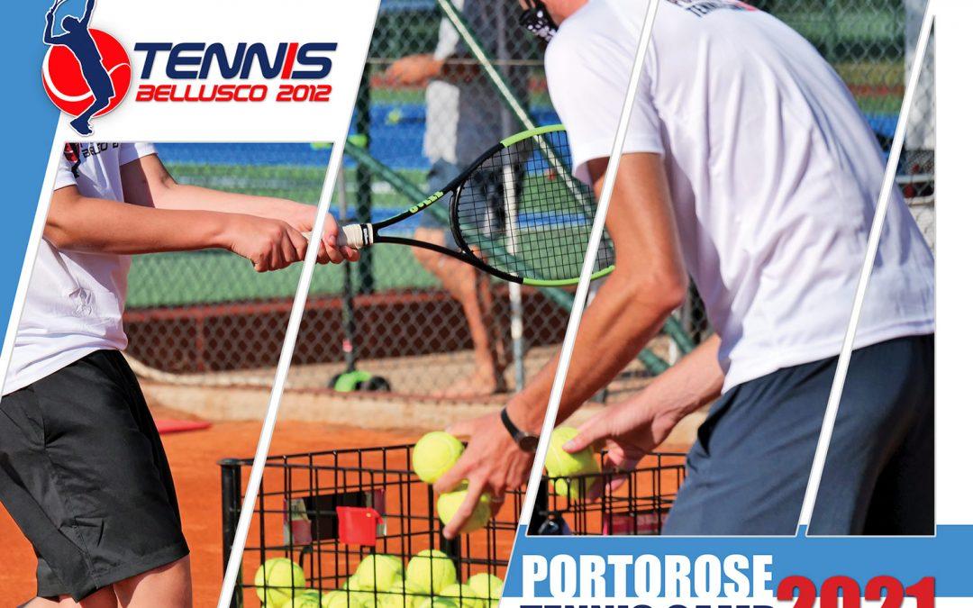 Portorose Tennis Camp  2021